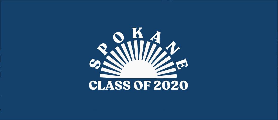 Spokane Class of 2020 logo