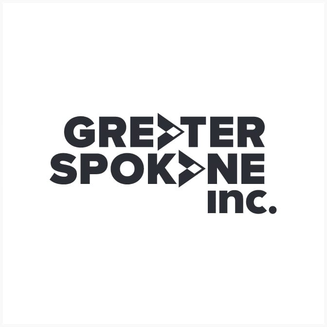Greater Spokane Incorporated logo