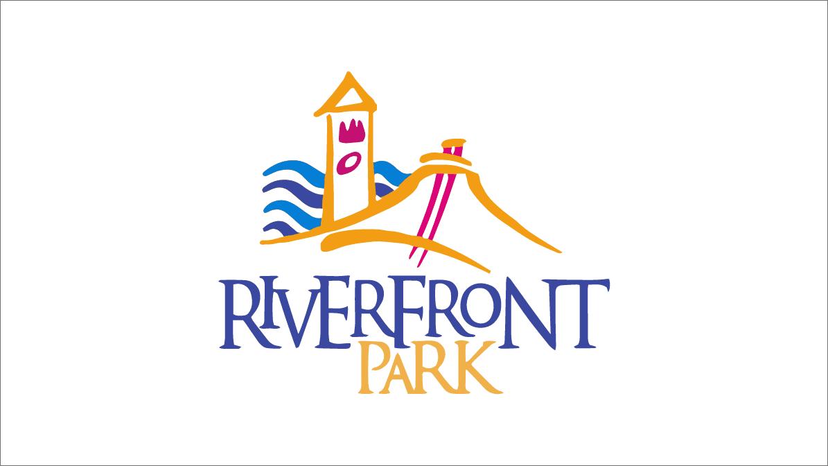 Riverfront Spokane before logo