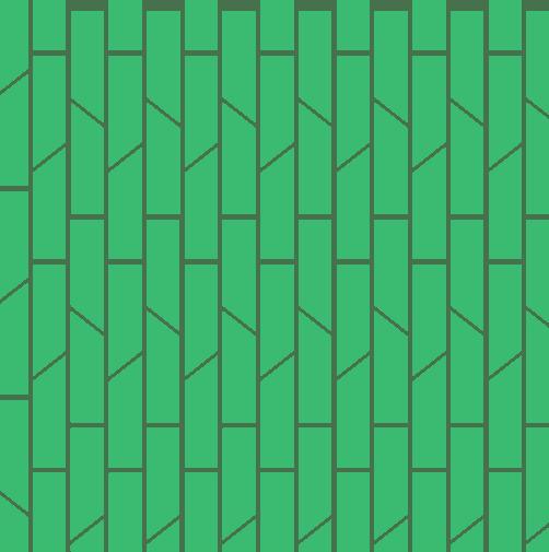 Riverfront Spokane green and white pattern