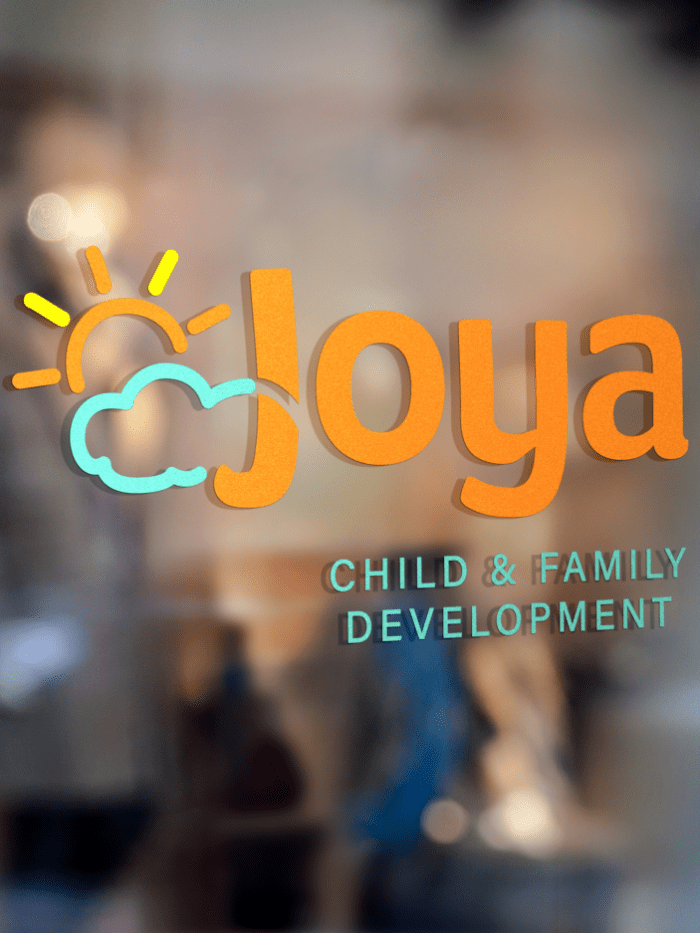 A joyful new brand for a joy-filled place